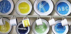 Enamelware for the home