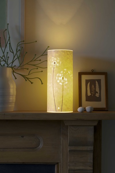 Cosy home lighting