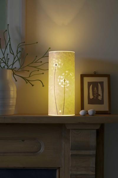 Cosy home lighting