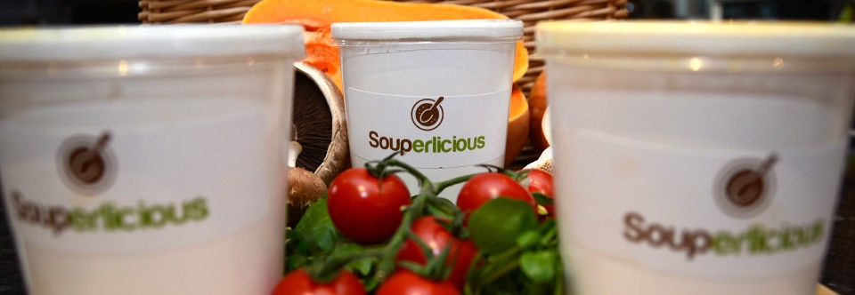 Talking to Souperman – an interview with Ian Brackenbury of Souperlicious