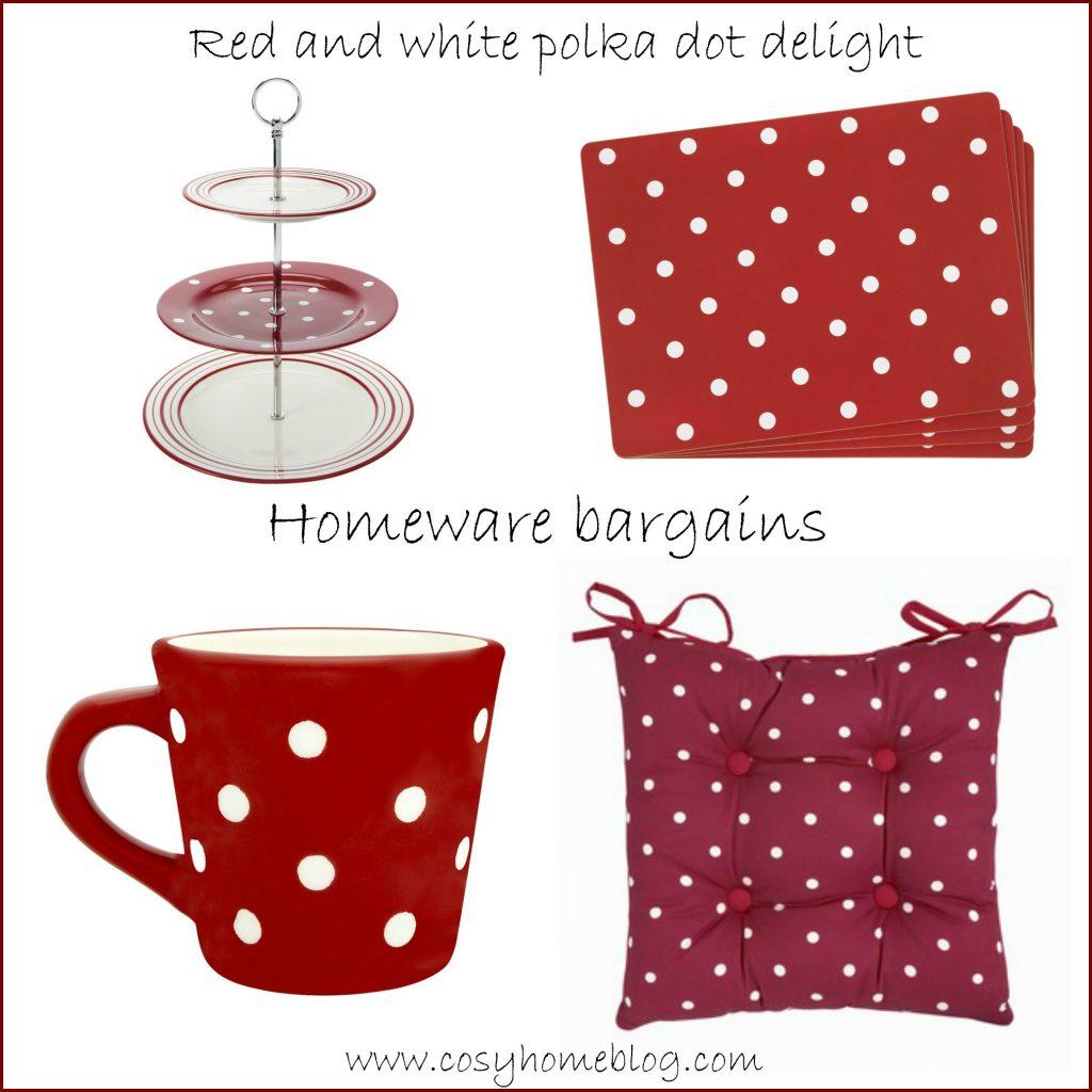 Spot polka dot home design trend