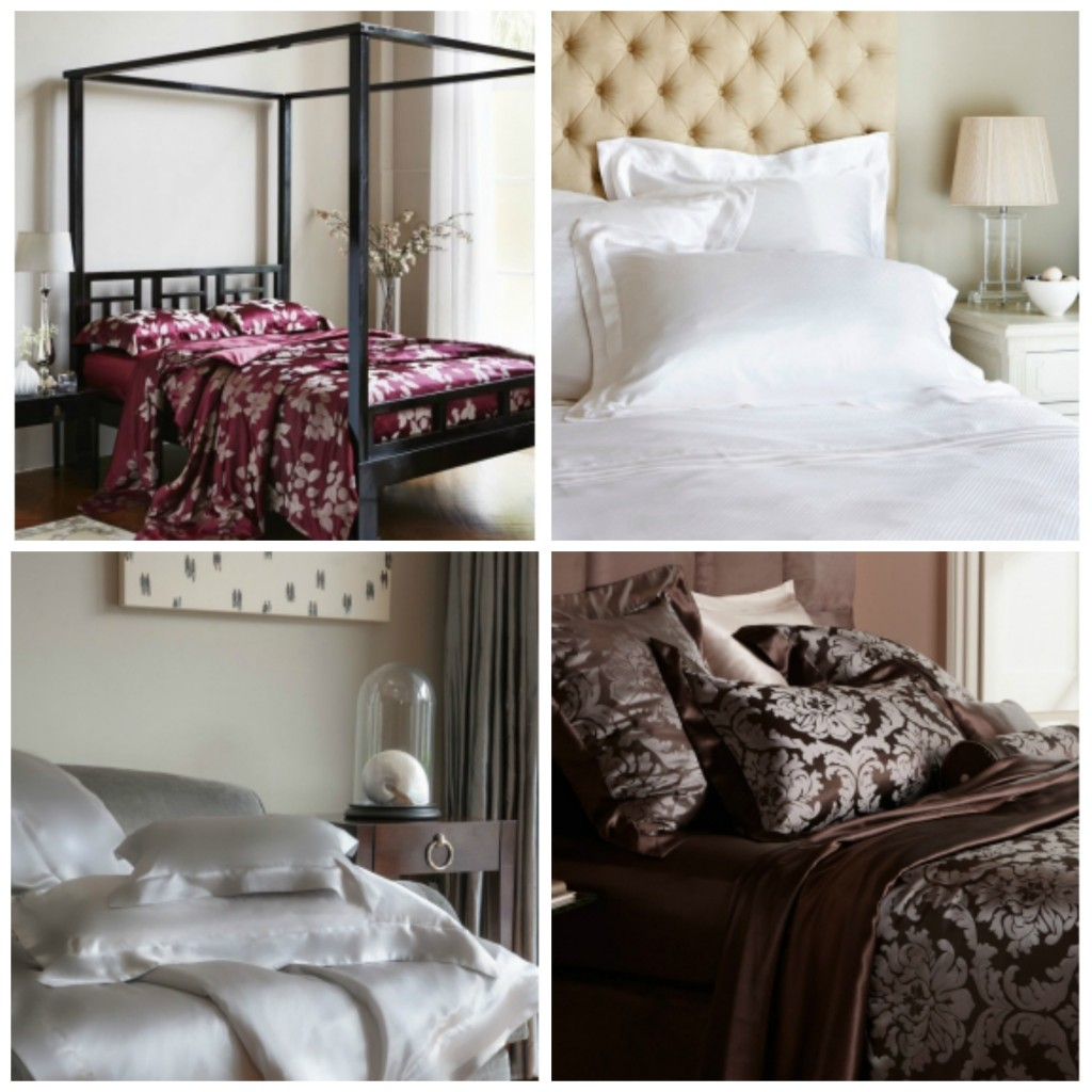 Cosy and luxurious Gingerlily bedding
