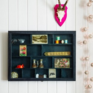 Wall storage ideas