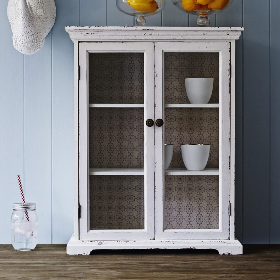 Covetable cabinets from graham and green cosy home blog - Retro kitchen cupboard doors ...