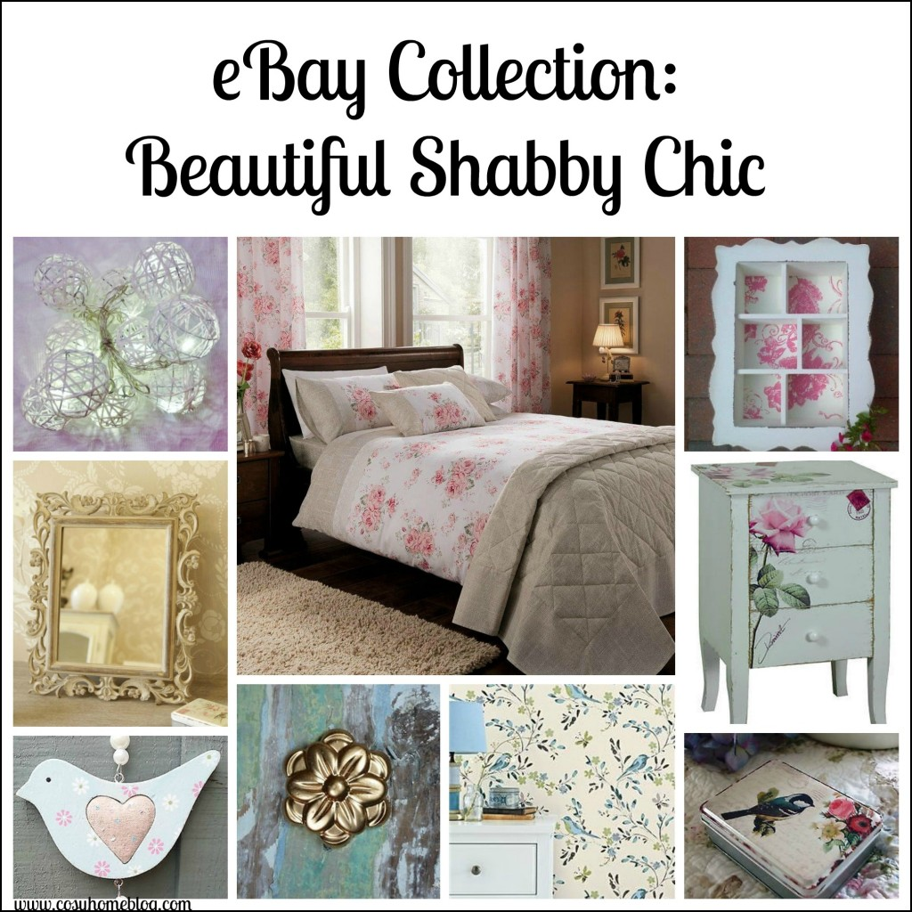 Shabby chic ideas for your home