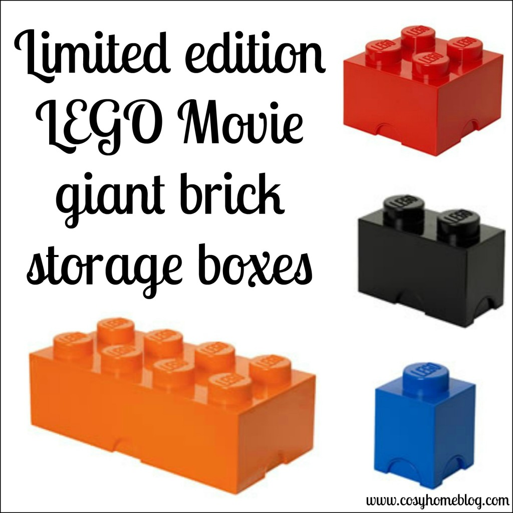 Official LEGO Movie home product