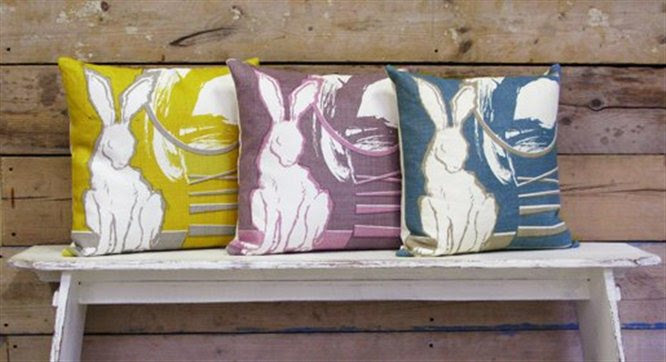 Designer animal trend cushions