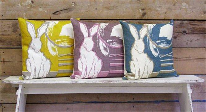 Designer animal trend cushions
