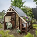 RHS Cosy Nook garden shed by Scotts of Thrapston