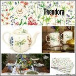 Floral delights: New Flowers of Liberty kitchen collection