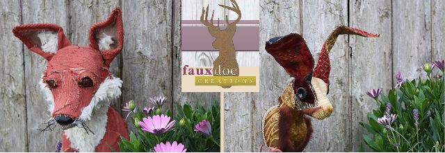 Welcome to the stag party: An interview with Leanne Owen of Faux Doe Creations