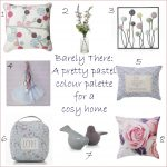 Colour palette: Affordable pastels for a quick room update