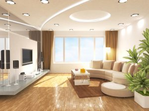 How to create a cosy living space with controlled light