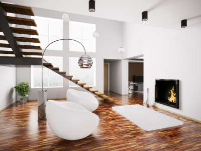 Minmalist living room