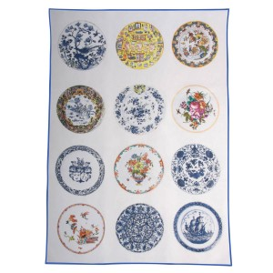 Antique china plate designs