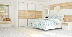 Fitted bedroom storage ideas