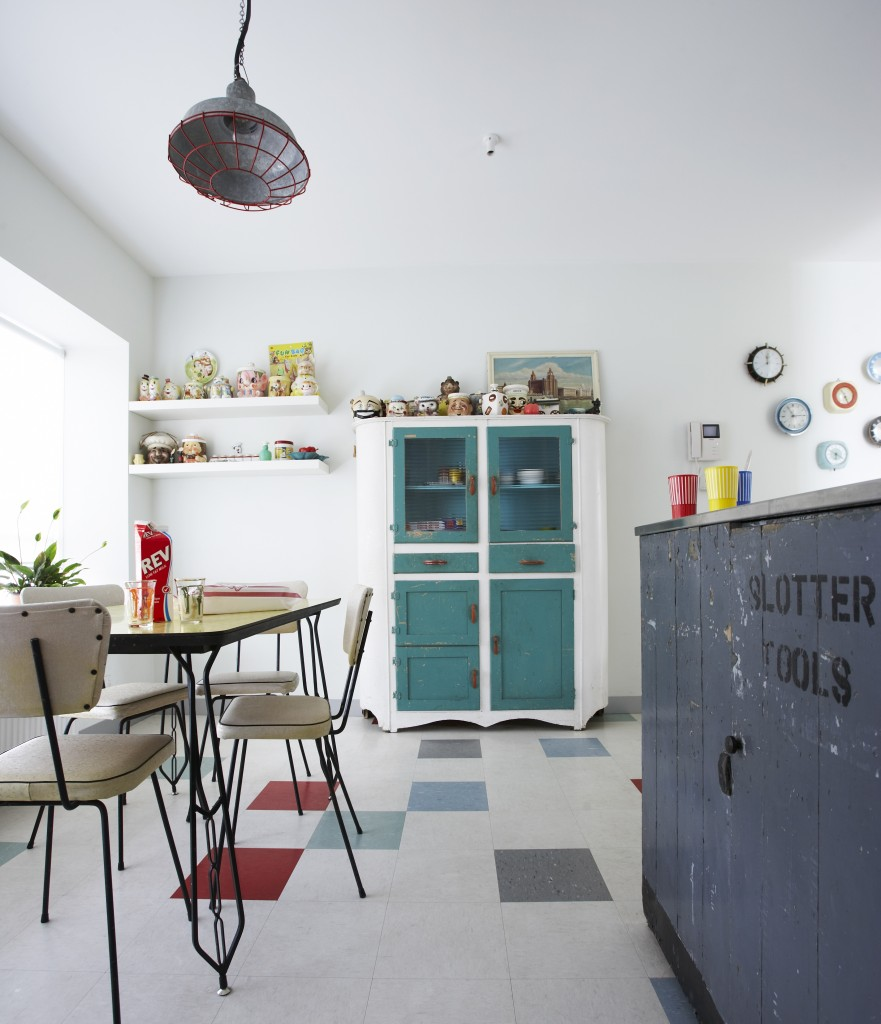 Vintage kitchen ideas from Kitchenalia reviewed by Cosy Home Blog