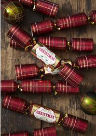 Ideas for a cosy home christmas tartan style ideas cosy home blog tesco tartan crackers solutioingenieria Image collections