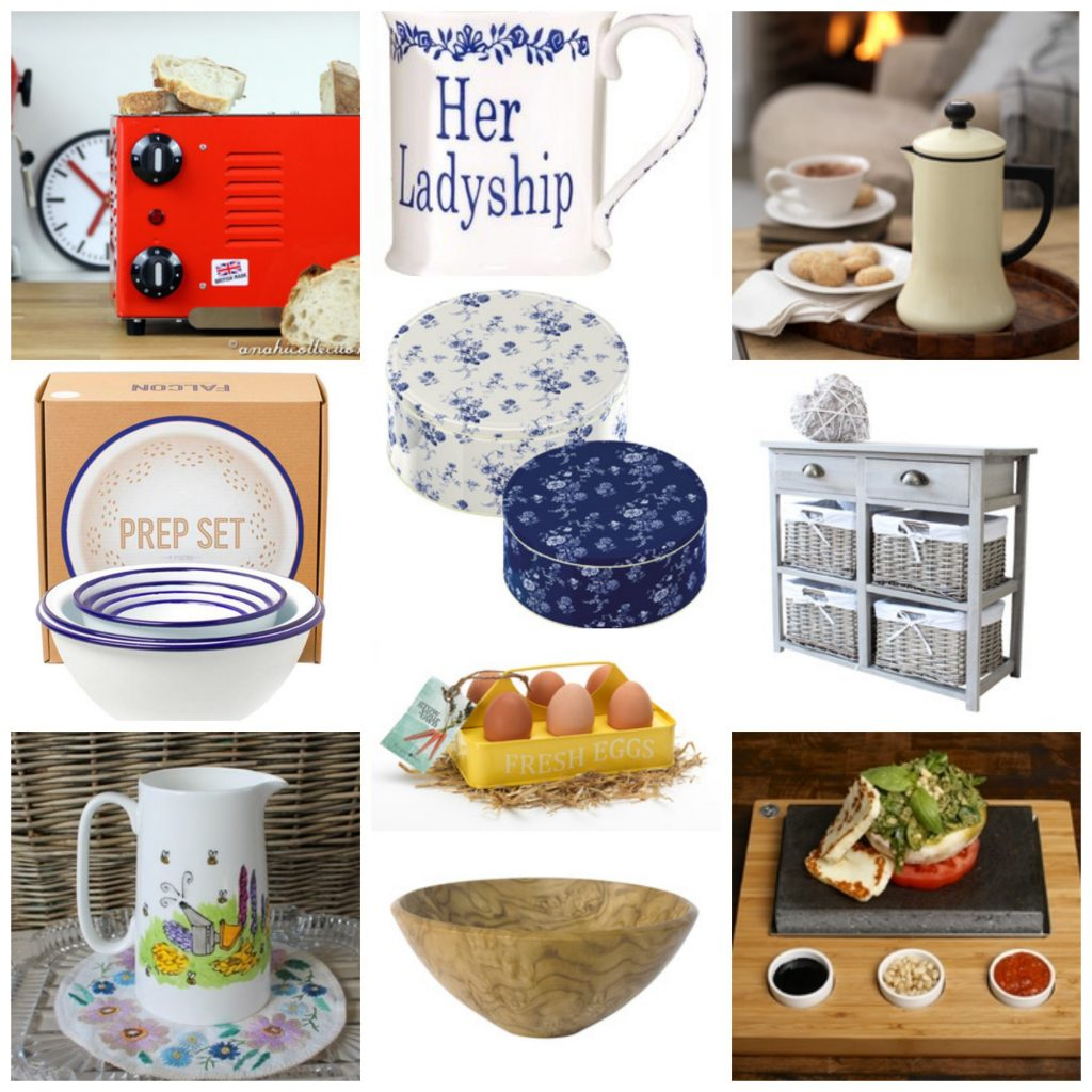 Christmas present gift ideas for cooks from Cosy Home blog