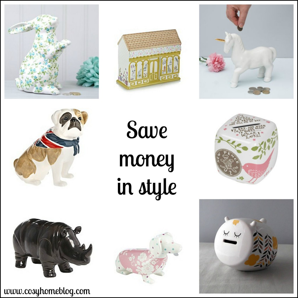 Home money saving ideas
