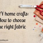 Material facts: how to choose the right fabric for your Cosy Home projects