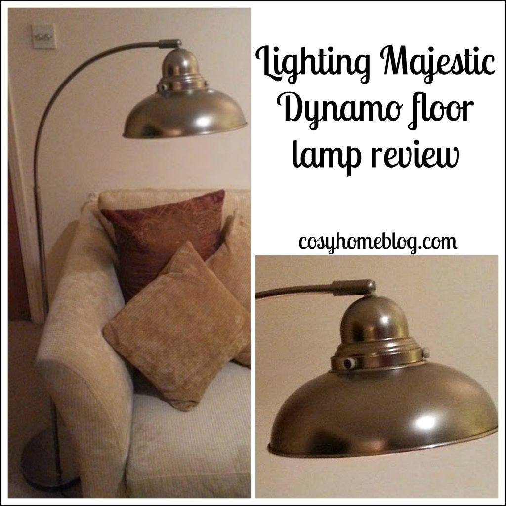 Dynamo floor lamp from Lighting Majestic: review