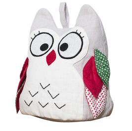 Owl Doorstop, Getting Personal
