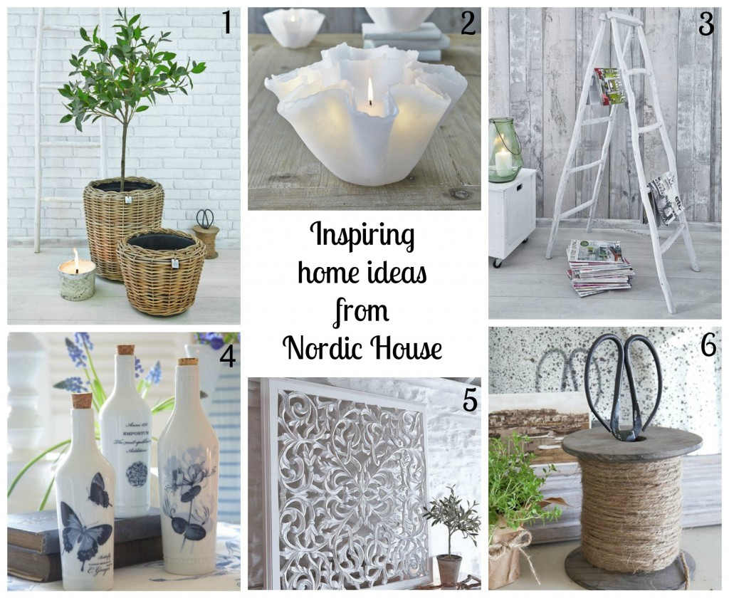 Scandi style cosy home ideas from Nordic House