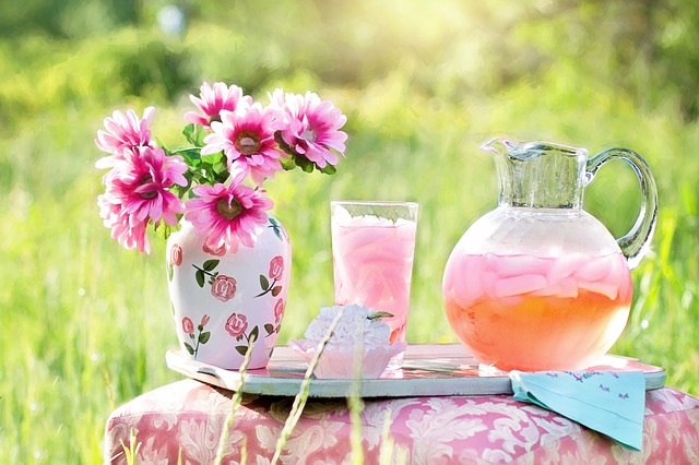 Top five easy homemade summer drinks