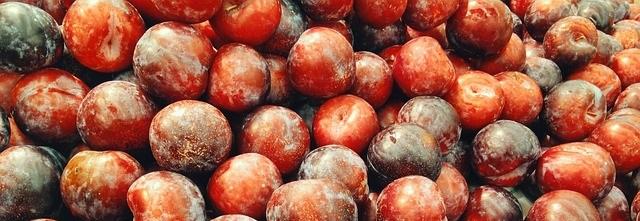 Plum lovely: dessert recipes to make the most of seasonal fruit