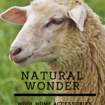 Natural wonder: 10 super cosy wool home accessories