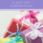 Cosy Home gift guide: 10 best subscription ideas