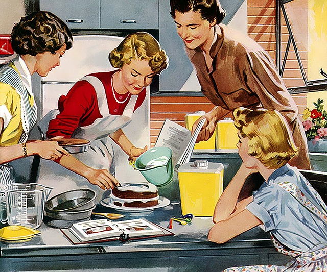 The cheat's guide to housework