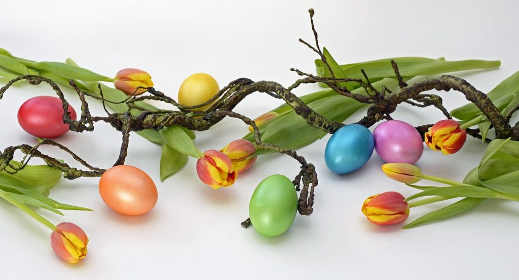 Egg-cellent Easter: top ten Easter picks for your table