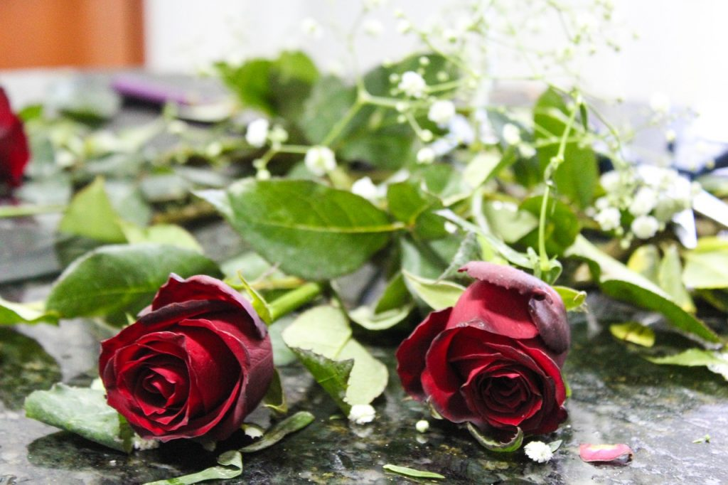 How to prepare cut flowers