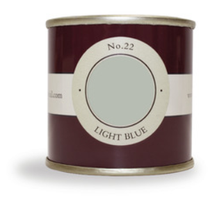 One of Farrow and Ball's muted colours