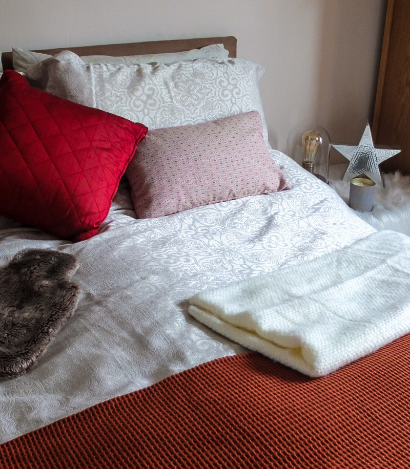 Styled to sell: Styling a cosy bedroom with Bairstow Eves
