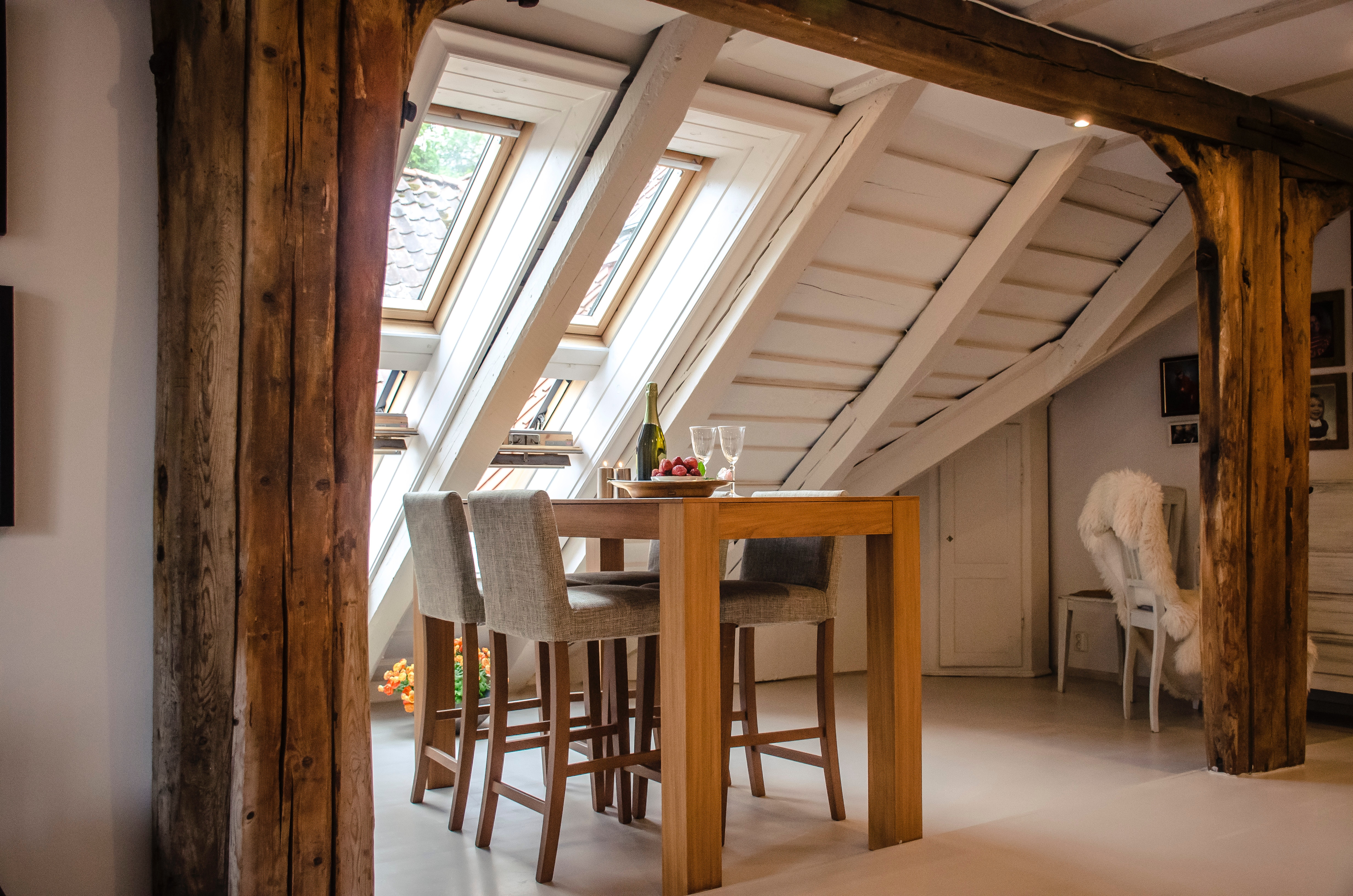 ... How to Use It. Create a cosy craft nook in your loft ... & Loft Space: 10 Great Ideas for How to Use It | | Cosy Home Blog