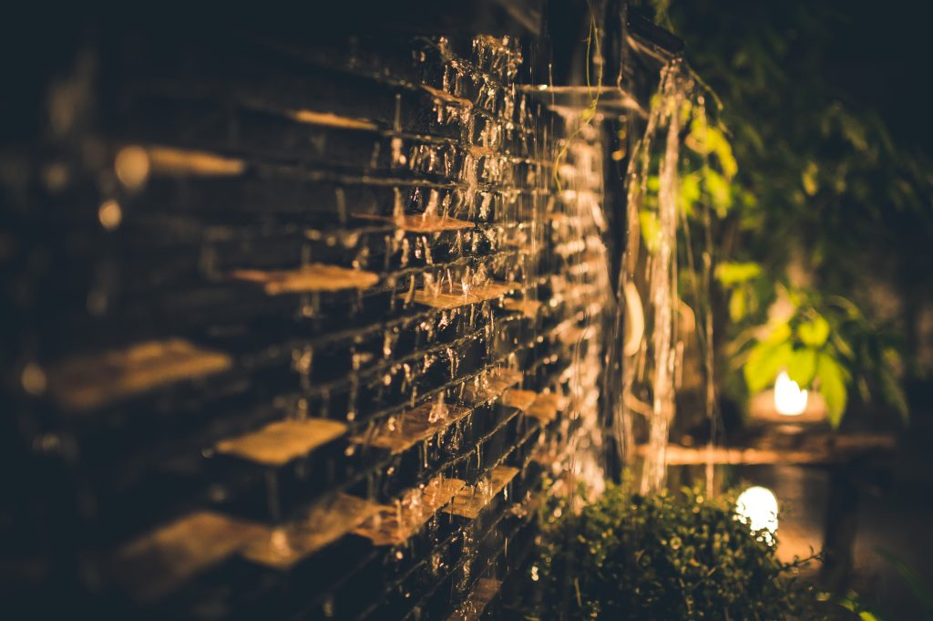 Make your garden safer and more secure by installing LED security lights