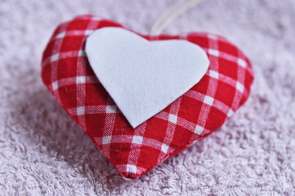 Love begins at home: top ten Valentine's Day accessories for your home