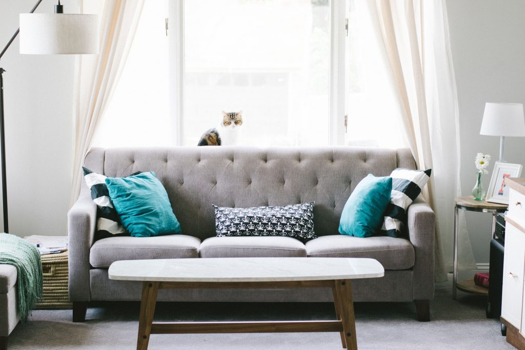 10 ways to make your first home a cosy living space
