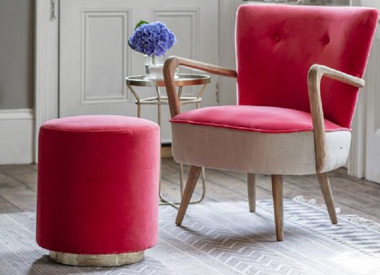 Velvet underground: how to use velvet in your home for a luxurious and cosy feel
