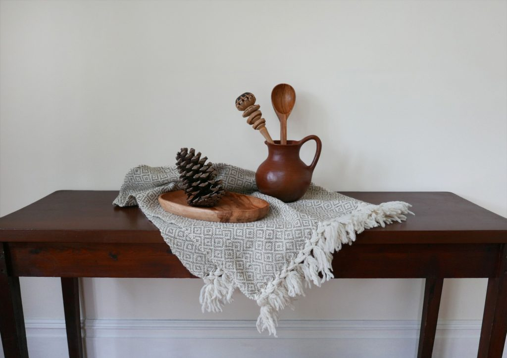 Beautiful artisan handmade shawls and homeware from the Nido Collective