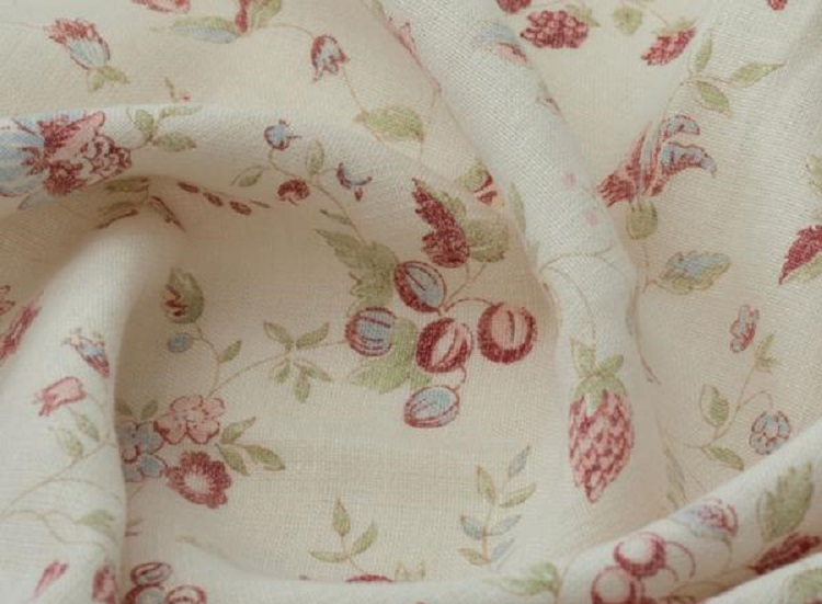 Framboise fabric by Inchyra Designs