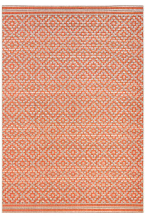 Love the design of this living coral rug
