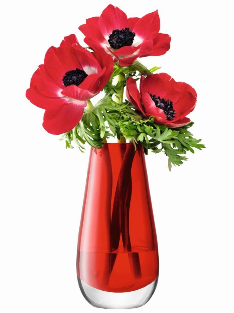 Valentine's Day homeware gift idea - a bud vase to pop a few flower stems in