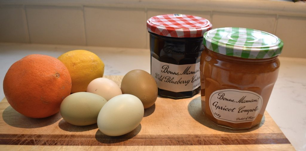 Bonne Maman conserves and compote: review and recipe