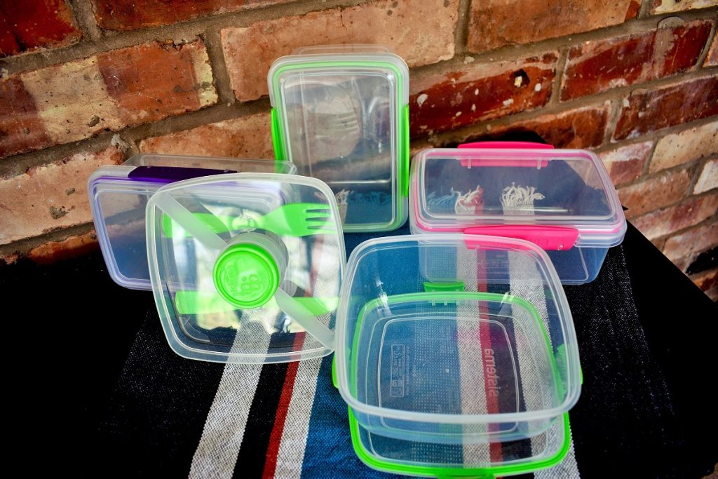 Sistema food storage solutions: product review