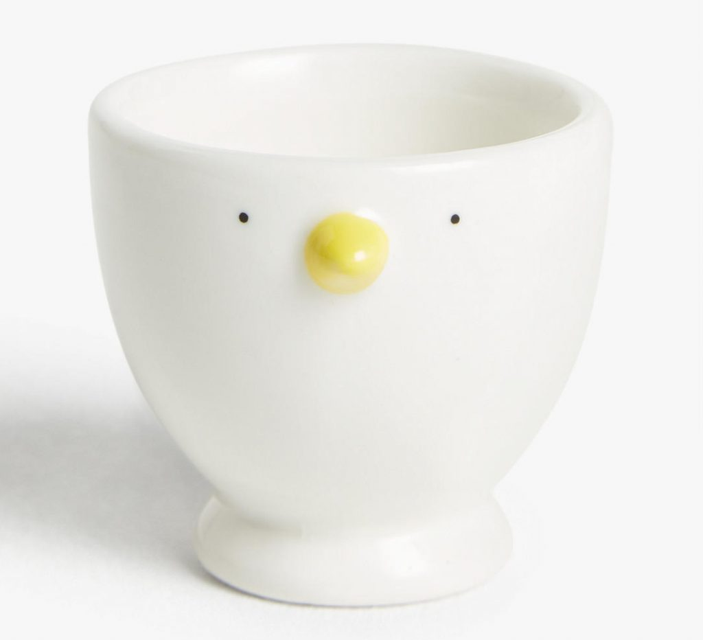 You can't beat cute chick design egg cups for Easter!