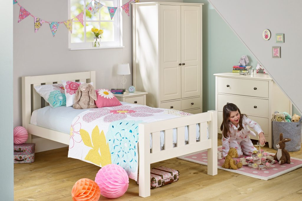 Ideas and inspiration to choise the right colour for children's bedroom decor